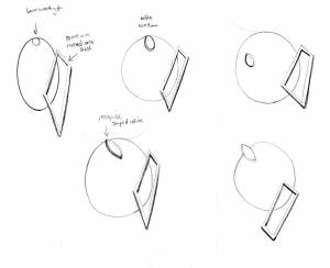 Audrey Sketches