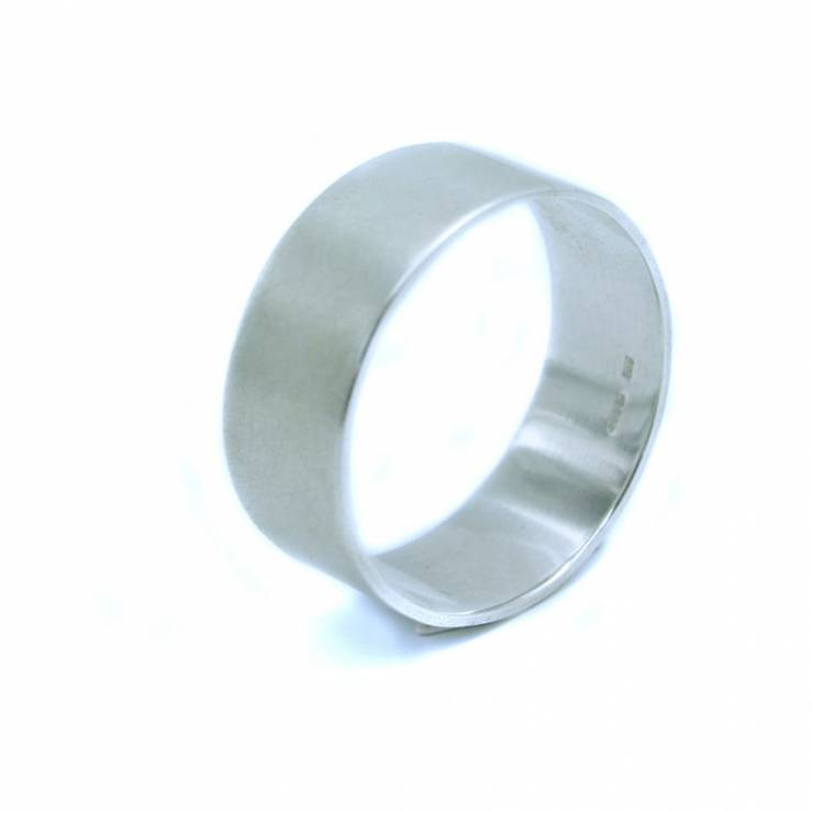 Glass Brush Ring