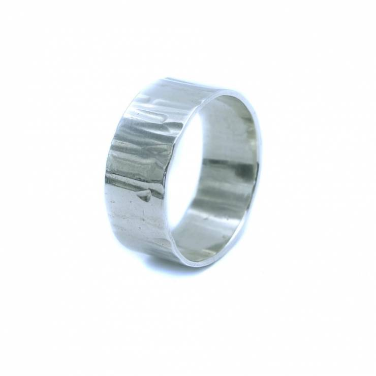 Textured Sheet Ring