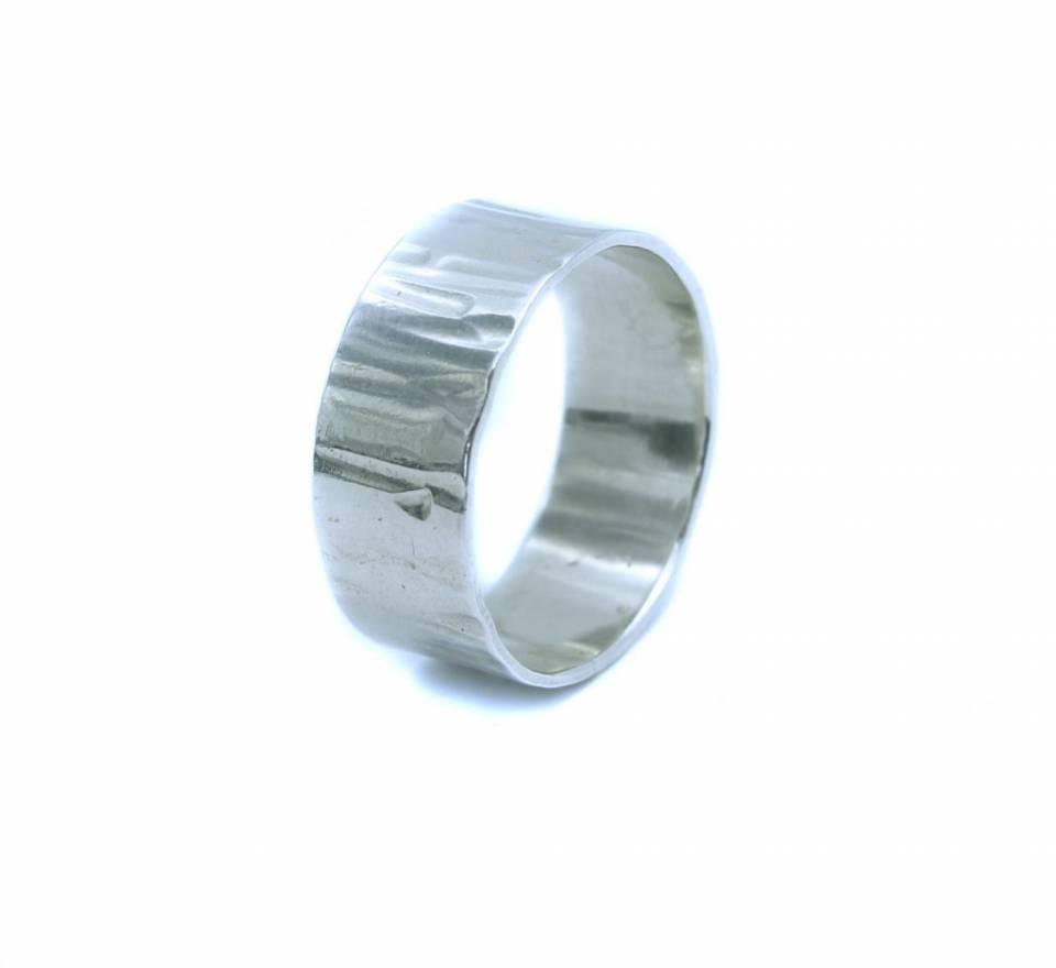 Textured Sheet Ring
