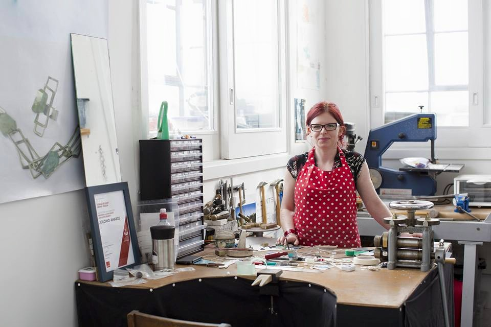 Genna Design Jewellery And 3D Printing – 'Expansion'
