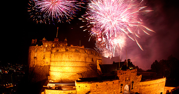 Top 10 Things To Do At The Edinburgh Festival 2015