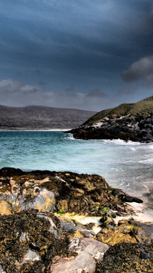 Sea Surrounding The Isle Of Lewis