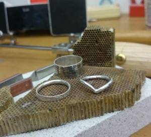 Jewellery Class - Ring Design Inspiration
