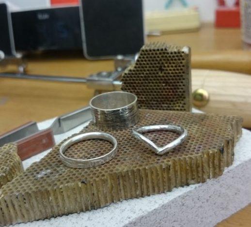 Jewellery Class – Ring Design Inspiration