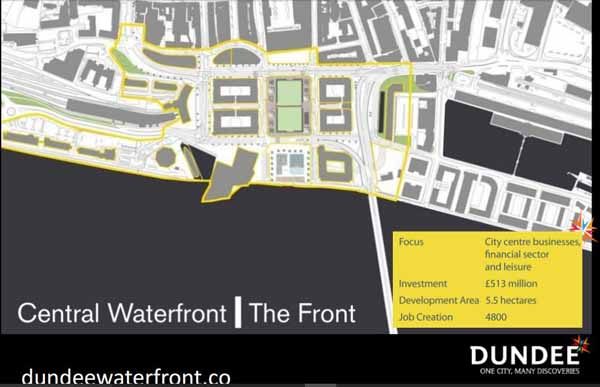 Design Thinking – Dundee's Waterfront