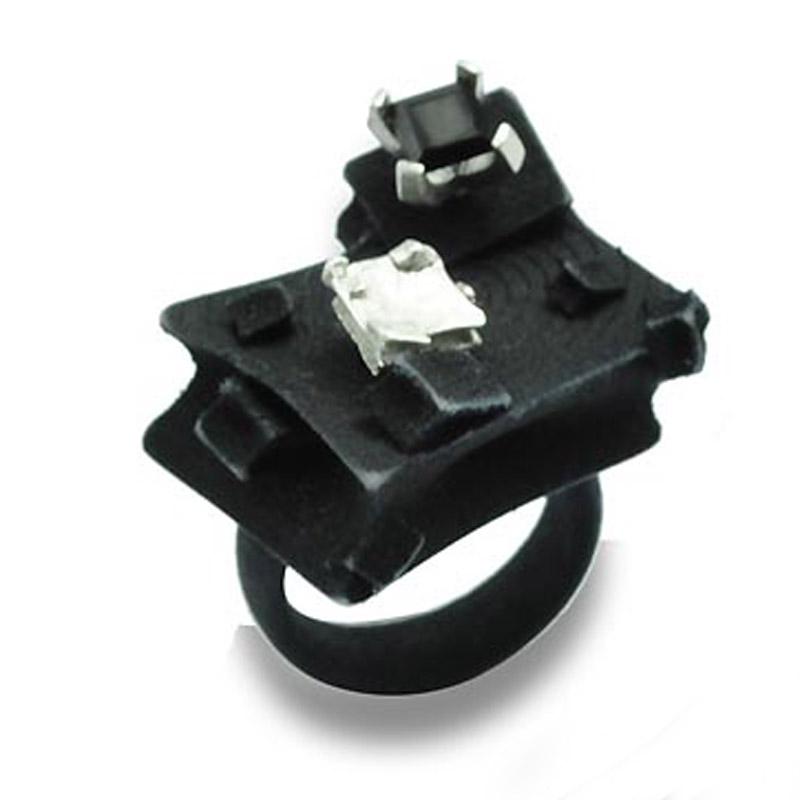 Gothic Cube Ring