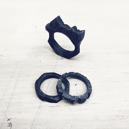 Design And Carve Your Own Wax Ring Class