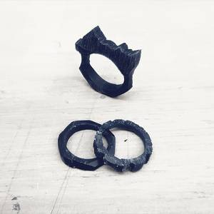 Design And Carve Your Own Wax Ring