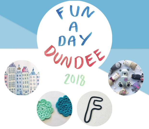 January Fun A Day Dundee 2018