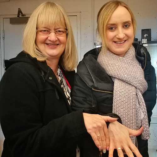 Mother And Daughter - Make Your Own Rings Class