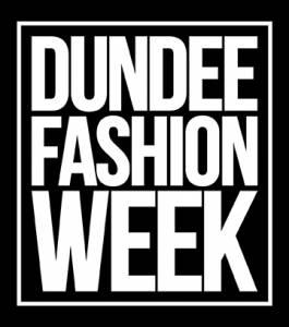 Dundee Fashion Week White Logo