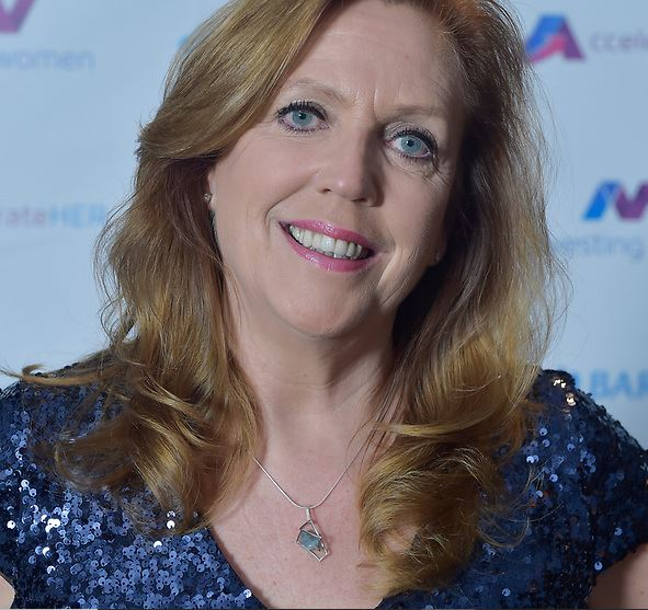 Rising To The Top – Jenny Campbell
