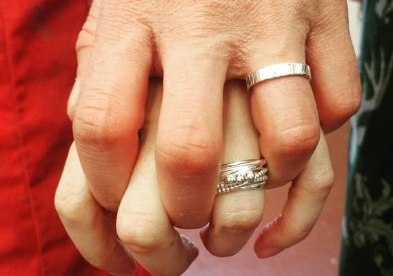 Dan and Emma wedding rings class