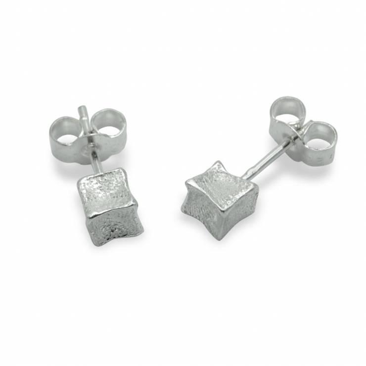 tiny cube stud