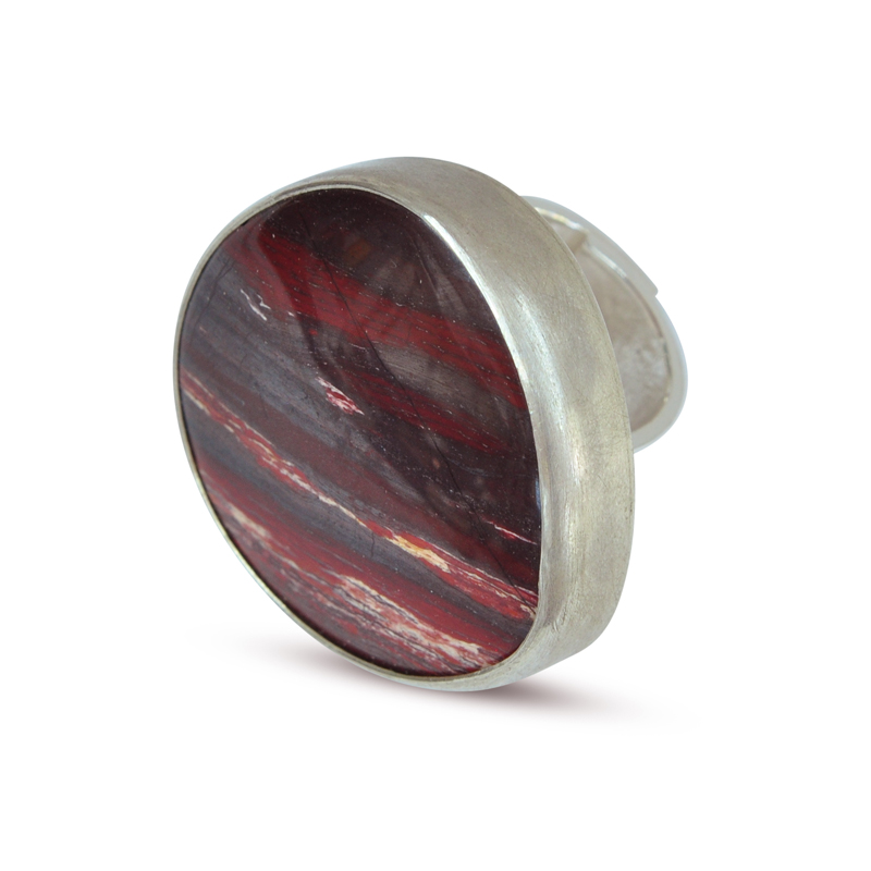 Jasper ring