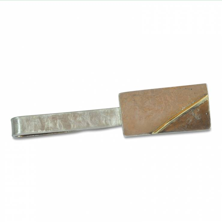 rectangle rollered tie slide