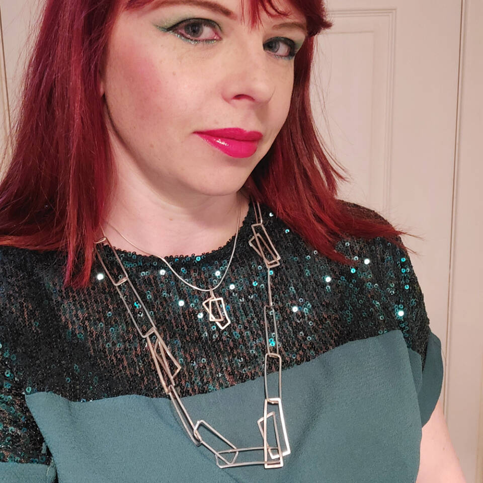 component chain necklace